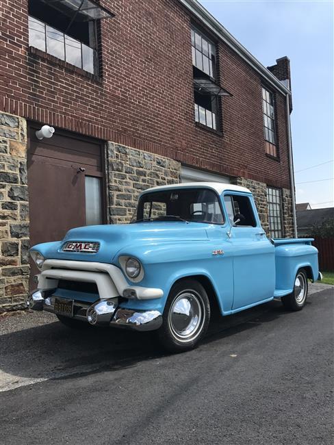 oldtimer pickup te koop